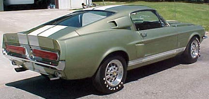 1967 Shelby Inforamtion